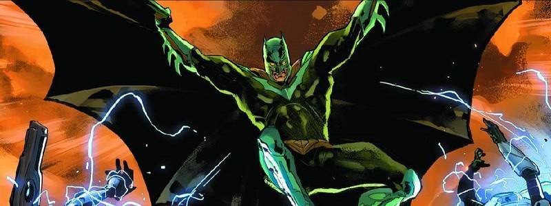DC объяснили новый костюм Бэтмена