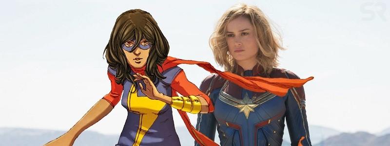 Раскрыто, когда появится Мисс Марвел в киновселенной Marvel