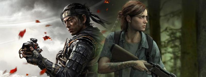 Продажи Ghost of Tsushima обошли The Last of Us 2