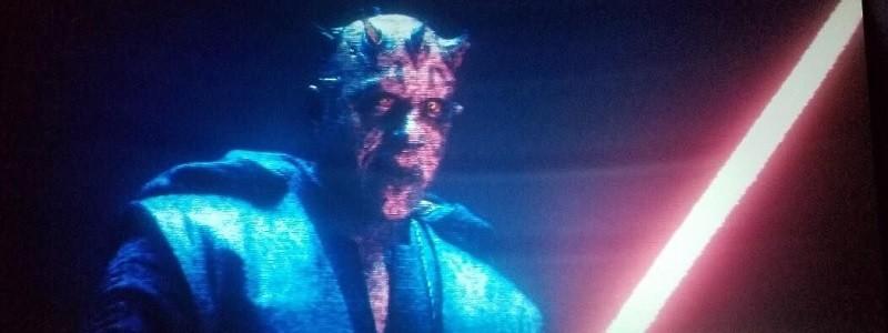 Рэй Парк будет заменен в роли Дарта Мола после скандального видео