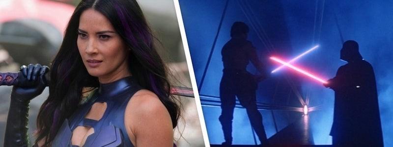 Оливия Манн подходит на роль джедая в «Звездных войнах»