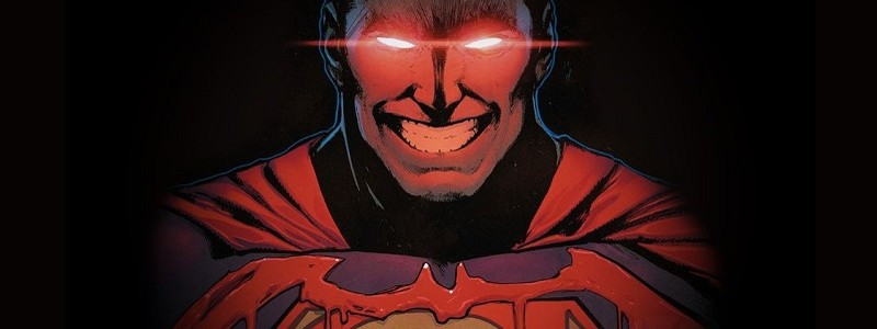 Изначально Супермен был злодеем во вселенной DC