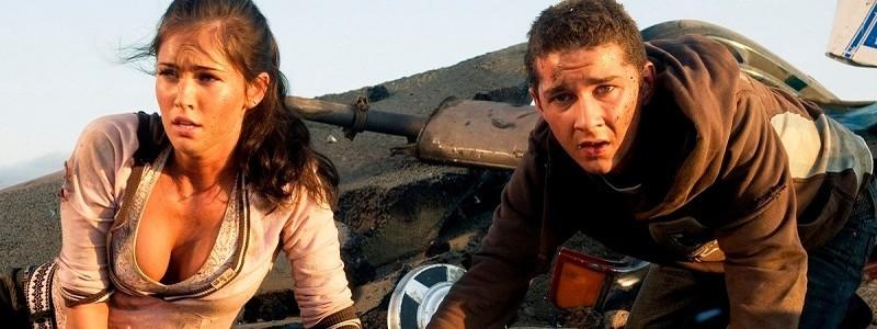 Тизер возвращения Шайа Лабафа в «Трансформеры 6»