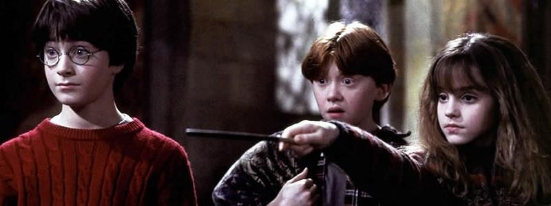 Сборы первого фильма «Гарри Поттер» превысили 1 млрд