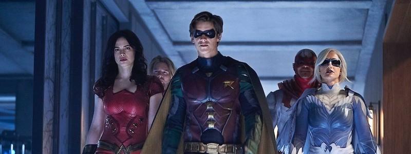 Красный колпак и Пугало появятся в 3 сезоне «Титанов»