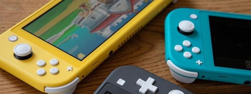 Новая версия Nintendo Switch выйдет в 2021 году