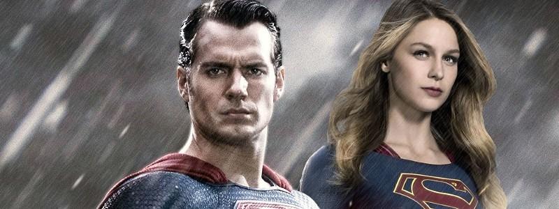 Супергерл может появиться с «Лиге справедливости» Зака Снайдера