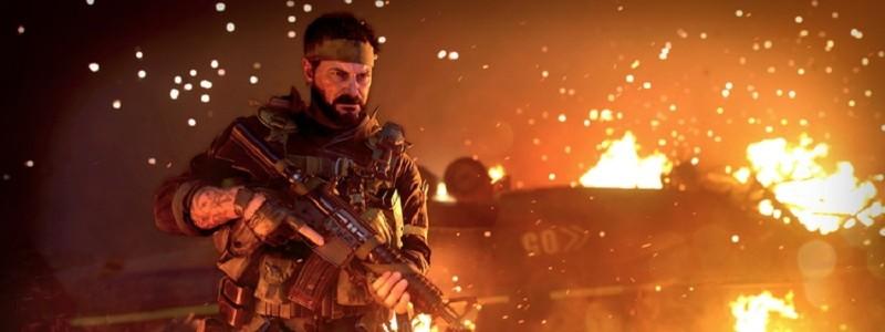 Посмотрите начало Call of Duty: Black Ops Cold War
