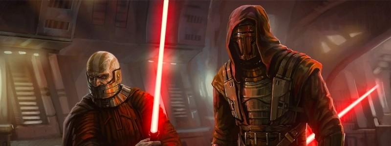 Lucasfilm тизерит фильм «Звездные войны: Рыцари Старой Республики»