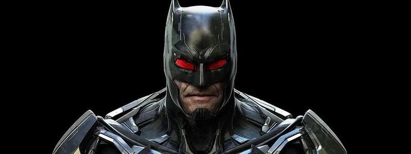 Близкий взгляд на другого Бэтмена из отмененной игры DC