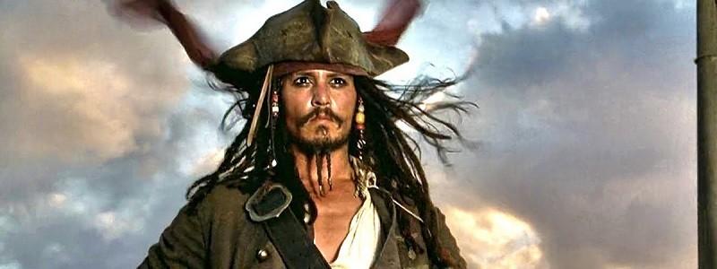 Как Джонни Депп покинет роль Джека Воробья в «Пиратах Карибского моря 6»