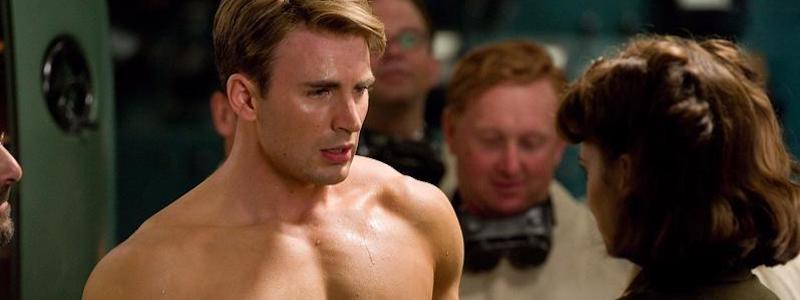 Звезда Marvel Крис Эванс случайно выложил откровенное фото