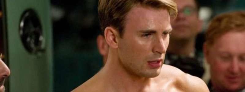Звезда «Мстителей» Крис Эванс прокомментировал слитое интимное фото
