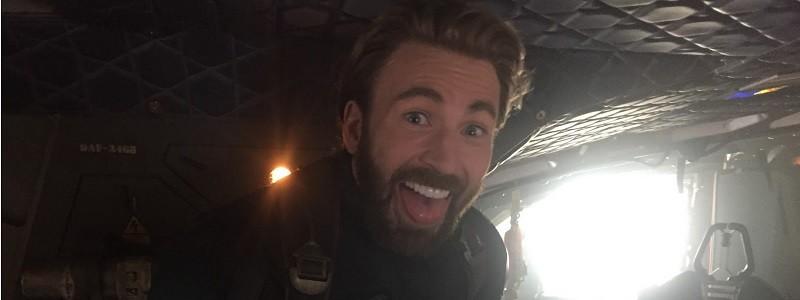 Звезда Marvel неоднозначно отреагировала на интимное фото Криса Эванса