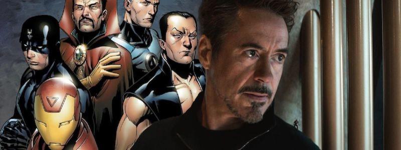 Инсайдер: Мистер Фантастик пригласит Тони Старка в новую команду MCU
