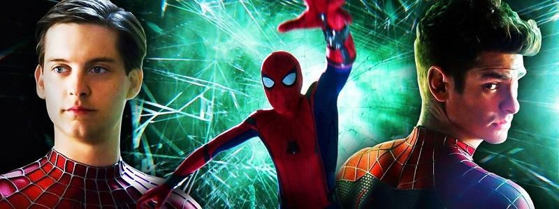 Тоби Магуайр и Эндрю Гарфилд согласились сыграть в «Человеке-пауке 3»
