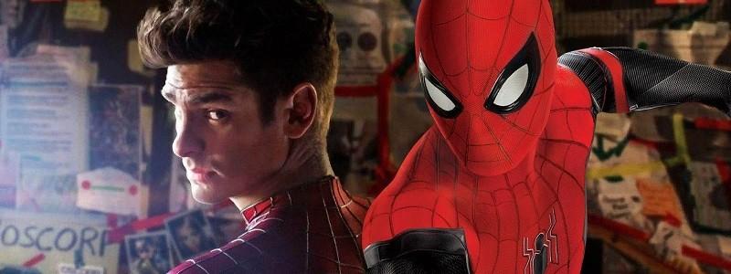 Эндрю Гарфилд присоединился к киновселенной Marvel на фан-постере