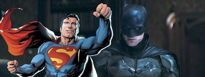 Супермен появится в фильме «Бэтмен», но это не Генри Кавилл
