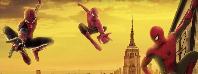 Тоби Магуайр и Эндрю Гарфилд в дебютировали MCU фан-трейлере «Человека-паука 3»