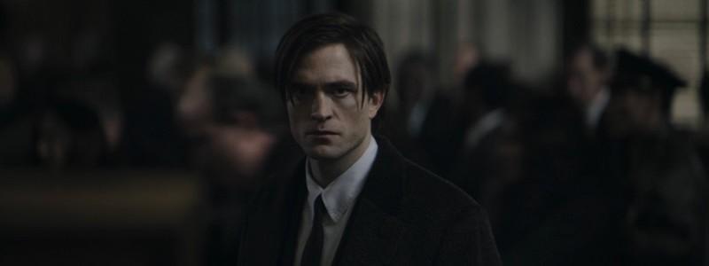 Новый кадр «Бэтмена» подтверждает существование Флэша