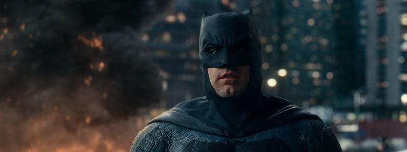 СМИ: Бен Аффлек сыграет Бэтмена в новом сериале DC