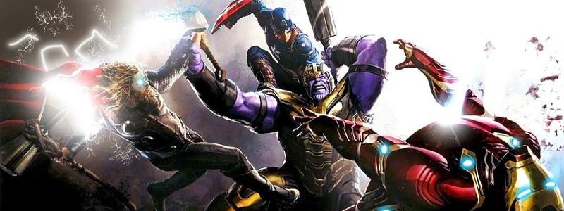 Раскрыта изначальная последняя битва «Мстителей: Финал»