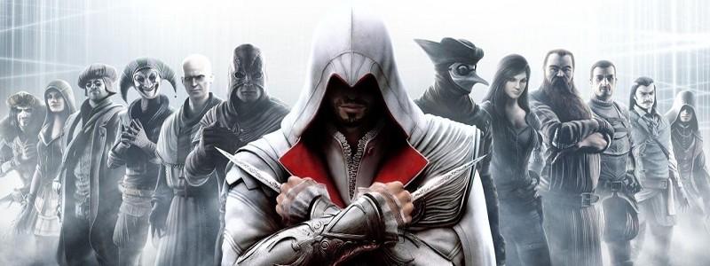 Тизер и анонс сериала Assassin's Creed от Netflix