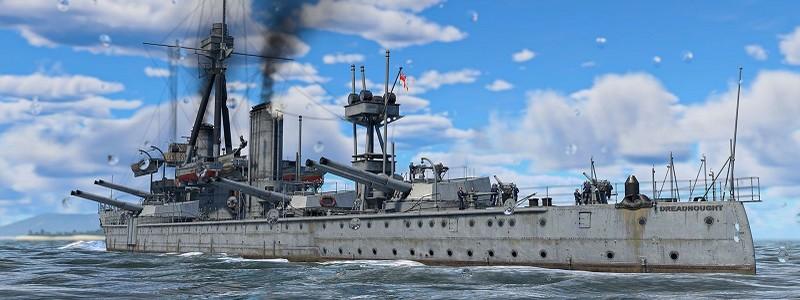 В War Thunder изменится флот с обновлением