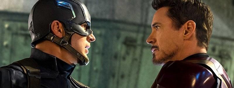 Зачем Капитан Америка убил Железного человека в комиксах Marvel