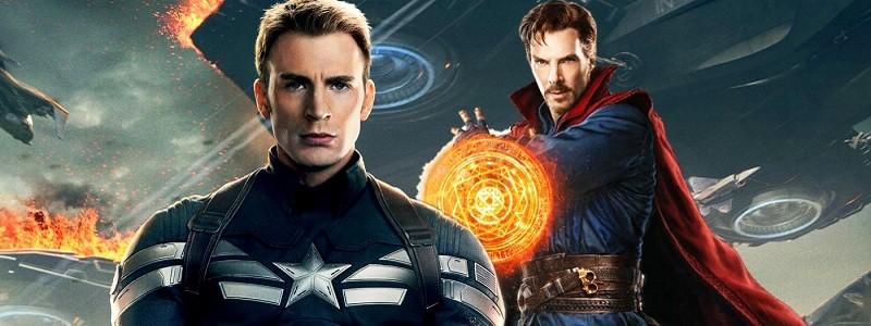 Новый Капитан Америка может появиться в «Докторе Стрэндже 2»