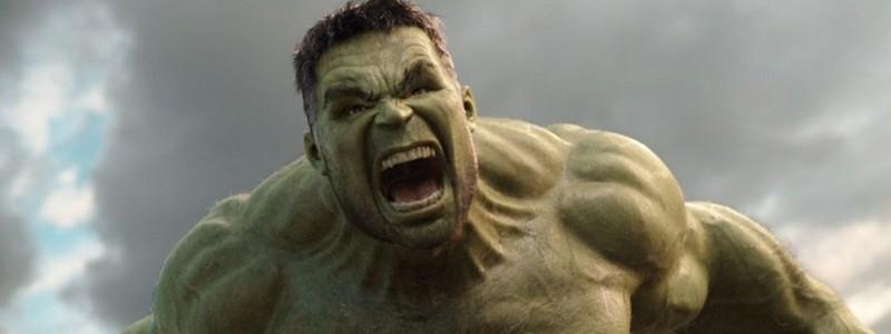 Изначально Халк умел летать во вселенной Marvel
