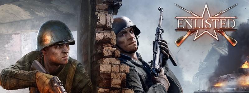 Игра Enlisted вышла на Xbox Series X/S. Начался ЗБТ на ПК