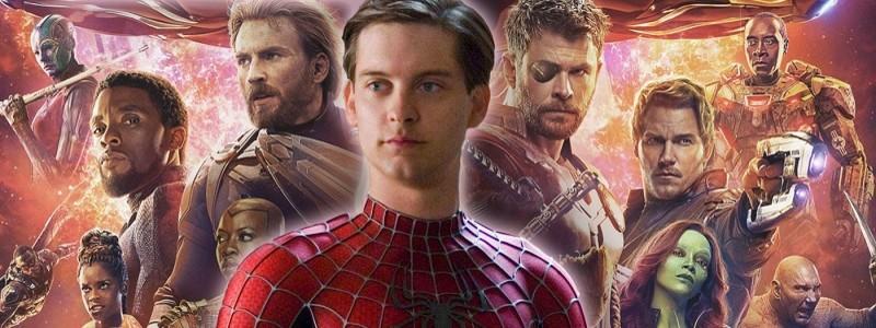 Инсайдер: Скоро мы узнаем о возвращении Тоби Магуайр в роли Человека-паука