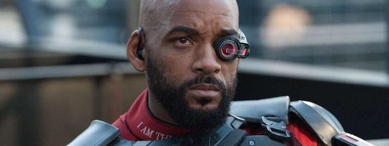 Уилл Смит может снова сыграть Дэдшота в киновселенной DC