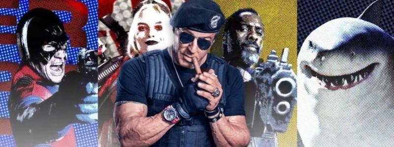 Сильвестр Сталлоне появится в «Отряде самоубийц: Миссия навылет»