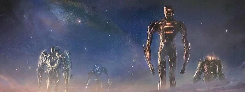 Подтверждены пересъемки фильм «Вечные» от Marvel