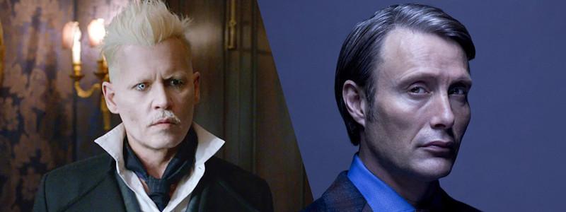 Мадс Миккельсен прокомментировал замену Джонни Деппа в «Фантастических тварях 3»