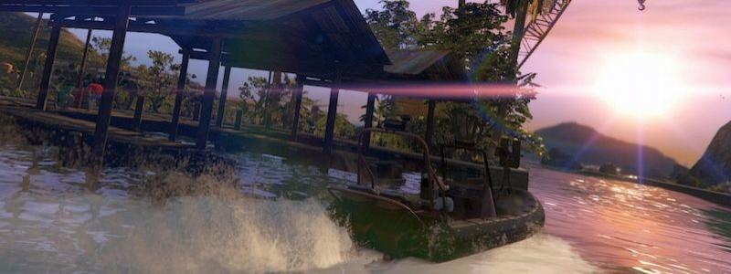 Анонсировано большое обновление GTA 5 с новым островом