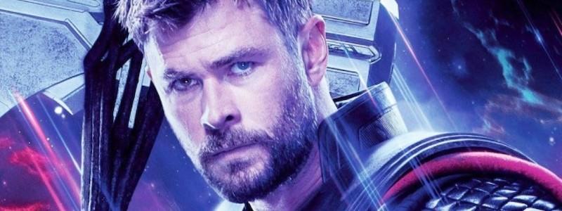 Крис Хемсворт показал, как изменился для роли «Тора 4»