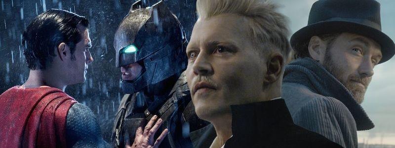 Сиквелы «Фантастических тварей» повторили главную ошибку киновселенной DC