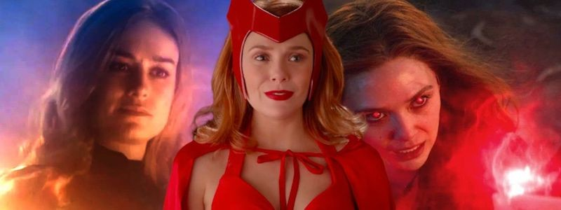 Глава Marvel подтвердил, что Алая ведьма сильнее Капитана Маврел