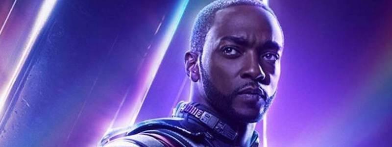 Утечка сериала «Сокол и Зимний солдат» тизерит новый костюм Капитана Америка