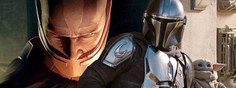 Замечена новая связь сериала «Мандалорец» с Star Wars: Knights of the Old Republic