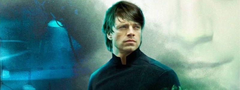 Как Себастиан Стэн выглядит в образе Люка Скайуокера в «Мандалорец»
