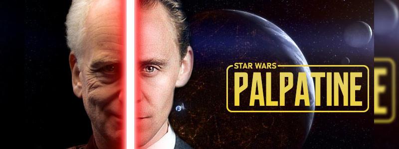 Как Том Хиддлстон выглядит в образе молодого Палпатина из «Звездных войн»