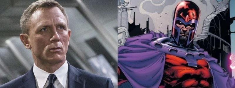 Как Дэниел Крейг может выглядеть в роли Магнето в MCU