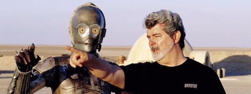 Джордж Лукас объяснил, почему отказался от «Звездных войн»