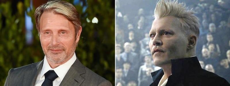 Мадс Миккельсен впервые прокомментировал замену Джонни Деппа в «Фантастических тварях 3»
