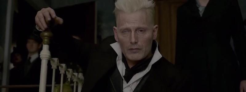 Мадса Миккельсена показали в роли Грин-де-Вальда из «Фантастических тварей»