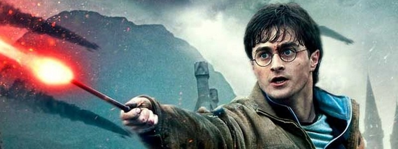 Дэниел Рэдклифф регулярно ломал палочки во время съемок «Гарри Поттера»